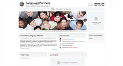 Preview of languagepartners.net